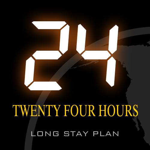 【24時間ロングステイ】13時チェックイン〜翌13時チェックアウト 最大24時間滞在可能♪