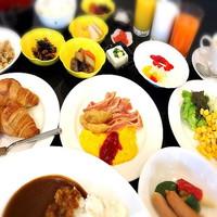 【朝食付】焼きたてパンが人気の和洋バイキング付プラン JR宇都宮駅東口から徒歩3分!