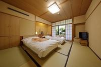 和室ベッドルームB(禁煙、2階、10畳)