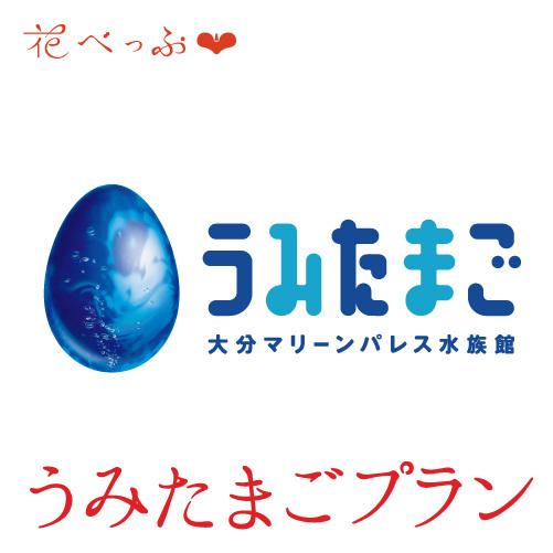 【うみたまご入場チケット付】大分ENJOYサポートプラン