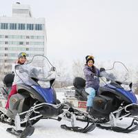 【アクティビティパスポート付】人気のスノーアクティビティを家族で楽しもう♪1泊2食付