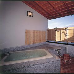 【露天風呂付客室】和みのひととき次の間付き和室