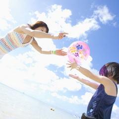 ■夏休み・海辺の宿にGO■<幼児2名まで無料>夕凪会席膳プラン〜お部屋から水着でビーチへ〜
