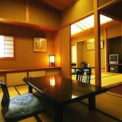 ☆最上階・海側☆次の間付き客室【禁煙】未改装