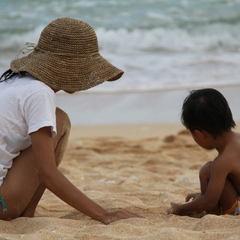 ■夏休み・海辺の宿にGO■<幼児2名まで無料>家族旅応援プラン〜お部屋から水着でビーチへ〜