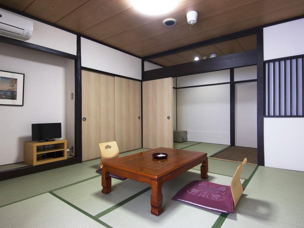 スタンダードプラン【和室8畳+広縁3畳(改築/禁煙室)】