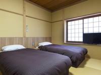 スタンダードプラン【和洋室10畳+8畳+広縁4畳(改築/禁煙室)】