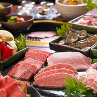 【ブランドお肉★食べ放題】和牛の希少部位の食べ比べ♪熟成肉に銘柄鶏も♪<フリードリンク2時間付き>