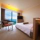 <セミダブル>沖縄コンパクトステイ!広々ベッドの快適空間