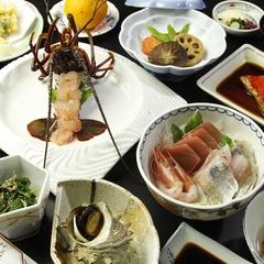 ◆期間限定◆豪華☆食べ方選べる伊勢海老付♪-10月〜4月まで-