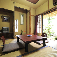 離れ家◆2間の広縁付き和室◆6畳+4.5畳