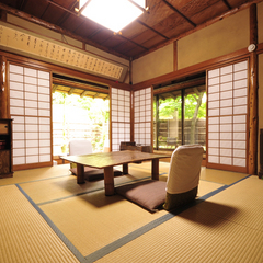 離れ家◆2間の広縁付和室◆10畳+8畳