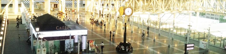 アクセス アクセス良好!ビジネス・観光に最適な立地です。