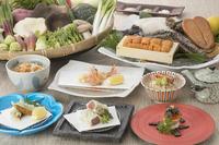 1泊2食プラン【和食「花伝」】☆花のれん☆目の前で揚げた出来立ての天ぷらを味わえるコース