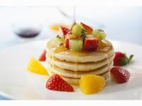 ☆朝はしっかり!25種類以上の選べて楽しい朝食バイキング付プラン