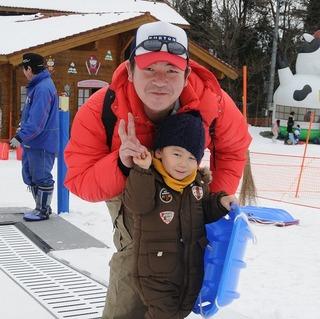 スキー・ボードだけじゃない!スノーランドで雪遊びを楽しもう♪(朝食付き)