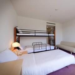 4ベッドルーム(4名利用)【2】WIFI無料