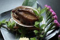 ≪特典付≫伊勢海老(一人1尾)・鮑(一人1枚)・熊野牛ステーキにしゃぶしゃぶ【ご夕食は お食事処】