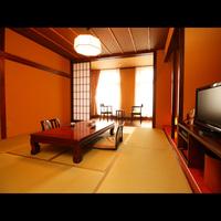 ◇リニューアル◇広縁付和室10畳【桜花-ouka-】
