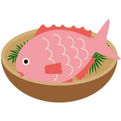 【人生初の晴れ舞台】お子様に鯛を丸1匹☆お食い初め膳付きお祝いプラン♪♪≪本格懐石≫ ■お部屋食