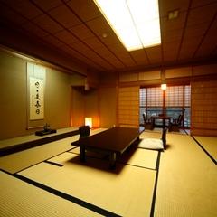 【4/1〜禁煙】静寂が作り出す心地よい雰囲気【一般客室】