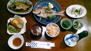 とれとれ♪ピチピチ☆地元産の旬のお魚料理フルコースプラン【1泊2食】