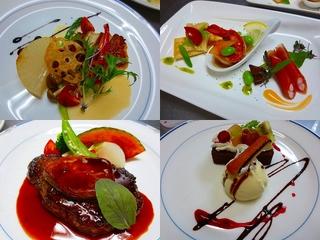 【新春フェア】ポイント10倍!【料理自慢】カジュアルフレンチとワインのコースディナー全8品を堪能!