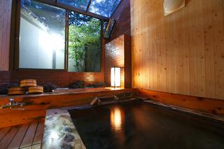 【当館自慢】 ぼたん鍋でのんびり温泉貸切風呂プラン!