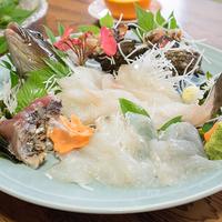 【定番】2食付☆海幸プラン(9品)〜海鮮フルコースを満喫♪