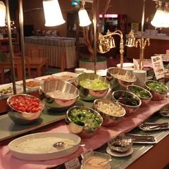 【基本プラン】1泊2食★北海道遺産モール温泉&北海道の旬味!和洋中約50品★北のビュッフェ