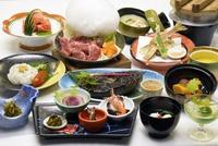 【スプリング企画】あか牛すき焼きメインの特選和会席プラン♪阿蘇をたっぷり味わえるグルメ!