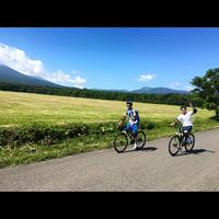 【人気度上昇中☆】★1日8名限定!★マウンテンバイク半日体験プラン☆八幡平の自然の中を駆け巡る!