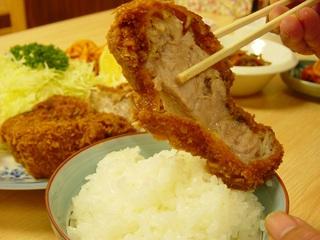 人気NO.1完食できるか!?まんぷくスペとんプラン(ご朝食付き)ごはん、みそ汁 おかわり自由!!