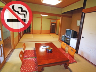 【落ち着いた雰囲気】2名様専用/和室12畳(禁煙)