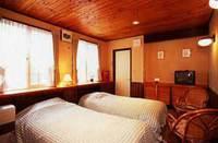 カップルで北軽井沢へ!ツインルームプラン♪