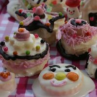 【お子様体験】車で約10分♪那須 花と体験の森でお菓子作りに挑戦!!