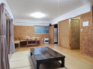 【グループ歓迎】仲間でワイワイOK。別棟・遊山ハウス宿泊プラン。持込み無料。■【ファミリー】割