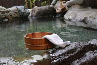 【カップル限定】2種類の貸切風呂付♪ [2人の休日]プラン