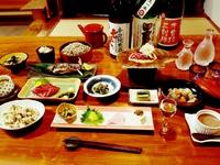 【スタンダード プラン】1泊2食付 信州 木曽産の食材にこだわった♪里山料理&開田そばを堪能!