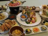 【秋のニセコで酒旅】期間限定ニセコの地酒付き 特別料理「老舗御膳」1泊2食プラン