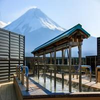 望遠鏡で迫力の富士山を!お子様歓迎ファミリープラン♪夕食はご家族水入らずで(^_ -)−☆