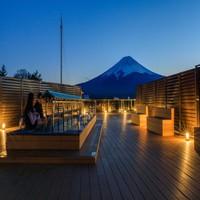 世界遺産の富士山を愛でる旅へ★ ご夕食はお部屋食でごゆっくり・・