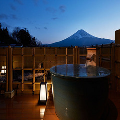 憧れの温泉露天風呂付き客室プラン