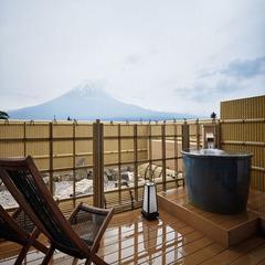 【温泉◆露天風呂付客室】富士山を望む和室12.5畳