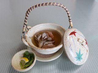 【冬の懐石】媛っこ地鶏を使ったオリジナル懐石料理を愉しむ 「食事部屋出」和室のみ