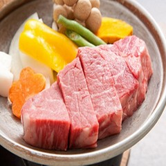 【冬おススメ】ふぐ会席グレードアップ 〜知多牛ステーキを添えて〜【ふぐ&知多牛】