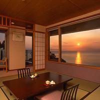 【角部屋】三四郎島が見られる和室12.5畳(海側)