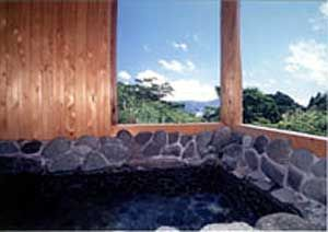 【海を望む山の露天風呂】アサンテサーナ 関連画像 4枚目 楽天トラベル提供