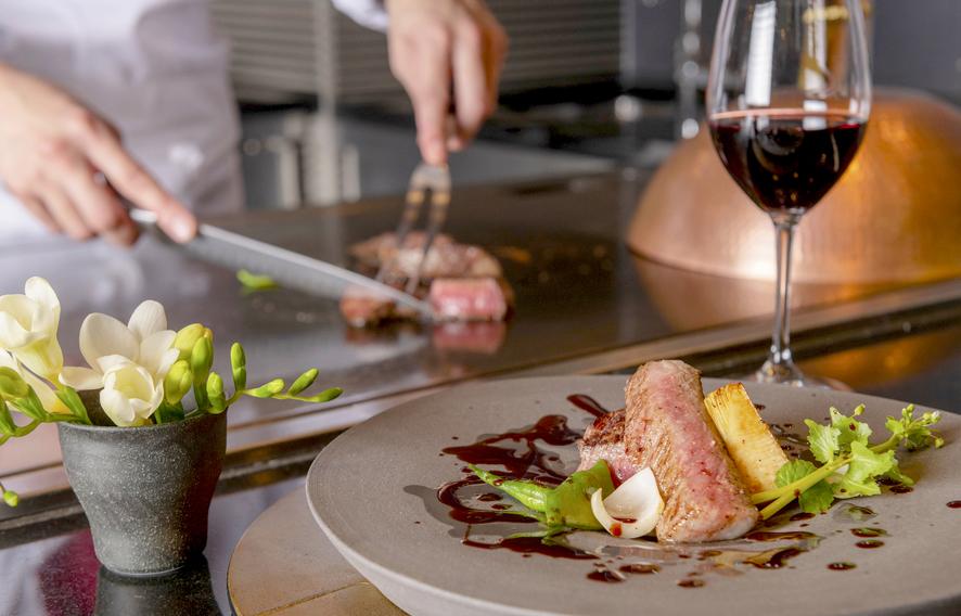 【迷ったあなたにオススメ】〜夕食はお好きなビストロメニューから選択できます〜