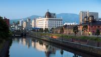 【春夏旅セール】春休みやGWの旅行に♪小樽運河が目の前でカップル・ご夫婦におススメ!〜朝食付き〜